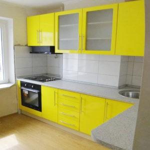 Акриловые кухни